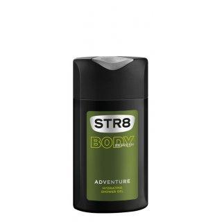 Żel pod prysznic dla mężczyzn Adventur 250 ml STR8