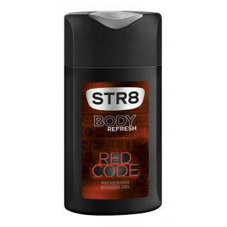 Źel pod prysznic dla mężczyzn 250 ml Red Code STR8
