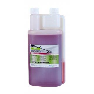 Olej do silników dwusuwowych Supermax 2T mix 1 L czerwony