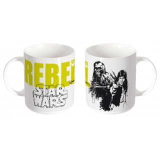Kubek Star Wars Han Solo 350 ml