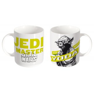 Kubek Star Wars Yoda 350 ml
