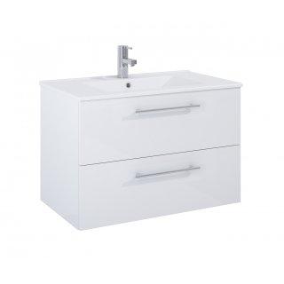Szafka łazienkowa Modo 80 2S biała ELITA