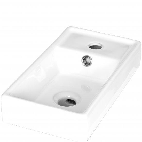 Zestaw mebli szafka z umywalką 40 cm ELITA