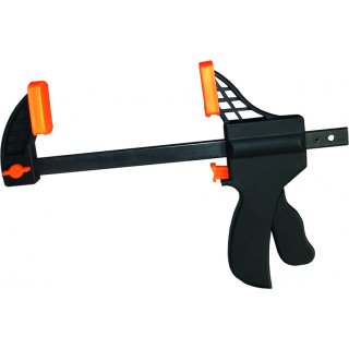 Ścisk stolarski pistoletowy 150x65 mm DEDRA