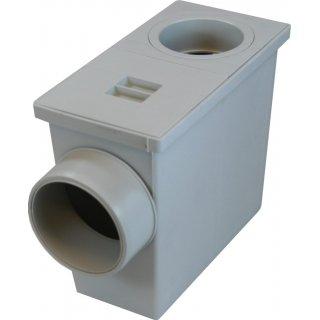 Studzienka ściekowa do rur spustowych 8-10/10 cm SCALA PLASTIC