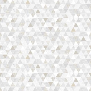 Tapeta flizelinowa Triangles Sintra 356036 POLAMI