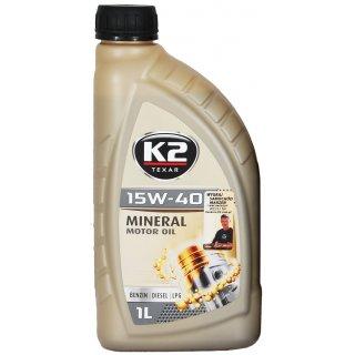 Olej mineralny Texar 15W/40 1L PROFAST