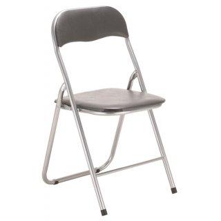 Krzesło składane Vico jasny szary TS INTERIOR