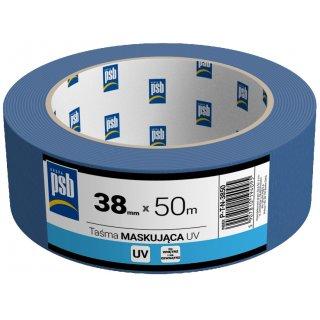 Taśma malarska maskująca UV 38 mm x 50 m PSB