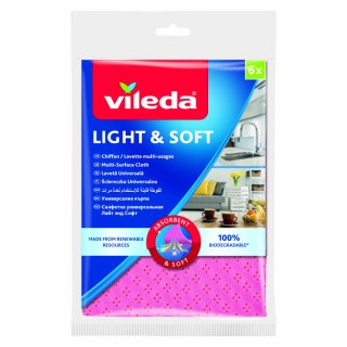 Ścierka Light&Soft VILEDA