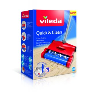 Szczotka elektryczna Quick & Clean Vileda