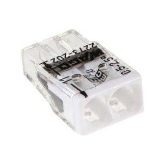Złączka 2X2,5 mm (Kpl 30 szt.) WAGO