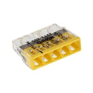 Złączka 5X2,5 mm (Kpl 30 szt.) WAGO