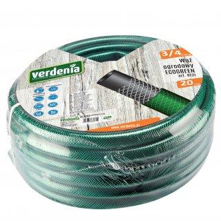 Wąż ogrodowy Ecogreen 3/4 cala 20 m VERDENIA