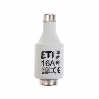 Bezpiecznik korek topikowy 16A ELEKTRO-PLAST