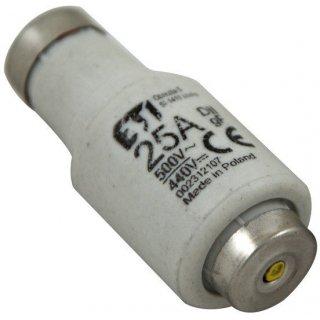 Bezpiecznik korek topikowy 25 A ELEKTRO-PLAST
