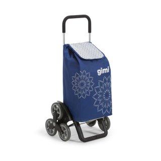 Wózek na zakupy 30Kg/56L  niebieski 6 kółek Tris ALTOM