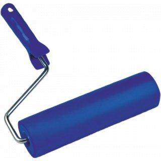 Wałek dociskowy BLUE 18cm + uchwyt BLUEDOLPHIN