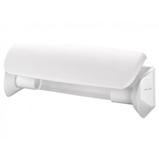 Wieszak na ręczniki papierowe biały BISK