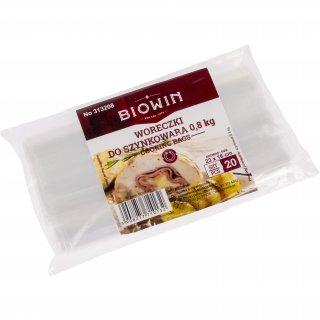 Woreczki foliowe do szynkowara 0,8 kg - 20 szt. BROWIN