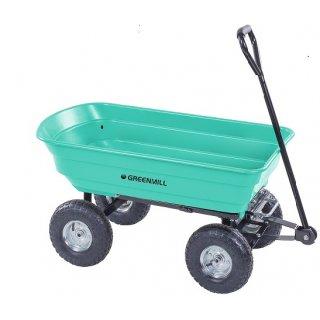 Wózek ogrodowy ręczny - wywrotka