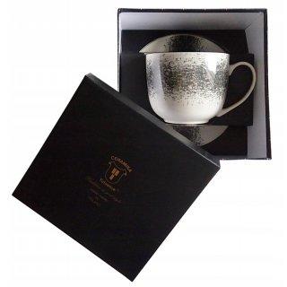 Filiżanka ze spodkiem kawa herbata SIGN
