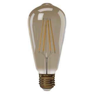 Żarówka LED Vintage ST64 4W E27 ciepła biel+ EMOS