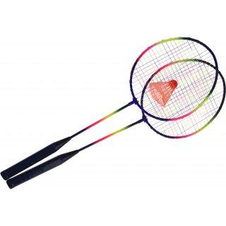 Zestaw do badmintona 2 rakietki