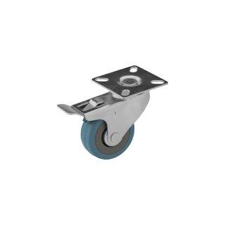 Koło z hamulcem 50 mm RADER