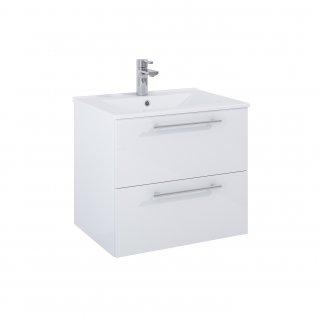 Szafka łazienkowa Modo 60 2S biała ELITA