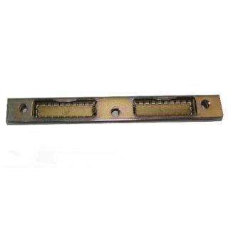 Zaczep kątowy do zamka wpuszczanego krótki bok 6 mm METALPLAST