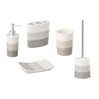 Zestaw akcesoriów łazienkowych Stello AWD