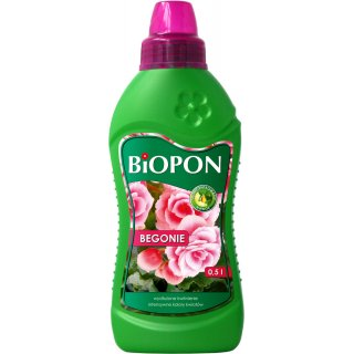 Nawóz do begonii 0,5l BIOPON