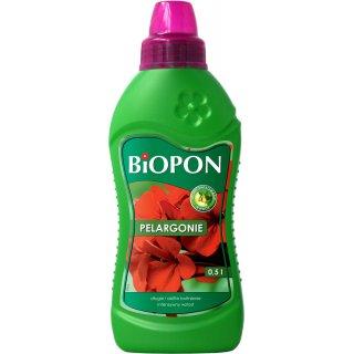 Nawóz do pelargonii 0,5l BIOPON