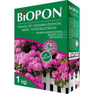Preparat do rododenronów, azalii i różaneczników 1 kg BIOPON