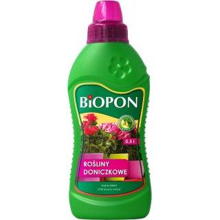 Nawóz do roślin doniczkowych 0,5l BIOPON