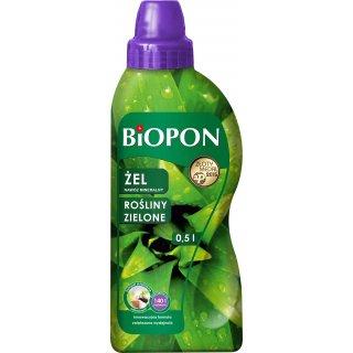 Nawóz mineralny do roślin zielonych 0,5l BIOPON