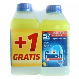 Czyścik do zmywarek 2x250 ml Lemon FINISH