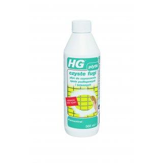 Płyn do czyszczenia fug 0,5 L HG