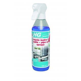 Płyn w sprayu do szkieł i luster 0,5 L HG
