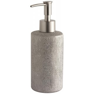 Dozownik mydła szary Nice BISK