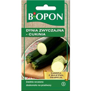 Dynia zwyczajna - cukinia 2g BIOPON