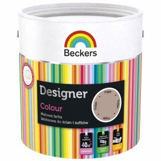 Farba lateksowa Designer 2,5L frappe BECKERS TIKKURILA
