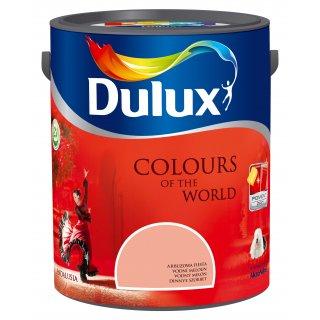 Farba do wnętrz Arbuzowa Fiesta 5L Kolory świata DULUX