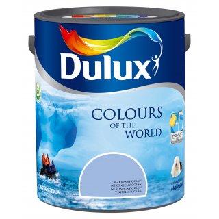 Farba do wnętrz Bezkresny Ocean 5L Kolory świata DULUX