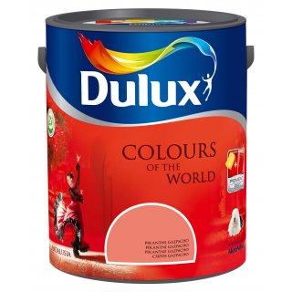 Farba do wnętrz Pikantne Gazpacho 5L Kolory świata DULUX
