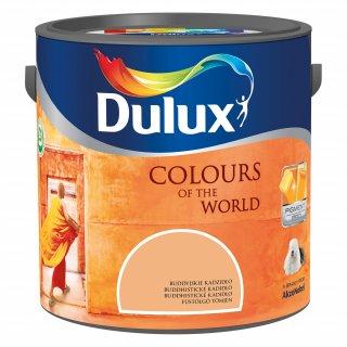 Farba do wnętrz Buddyjskie Kadzidło 2,5L Kolory świata DULUX