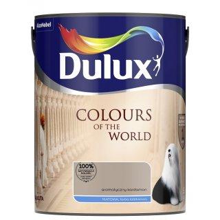 Farba do wnętrz Aromatyczny Kardamon 5L Kolory świata DULUX