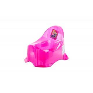 Nocnik Comfort różowy brokat KEEEPER