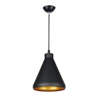Lampa wisząca Galaxa Black 18 IDEUS